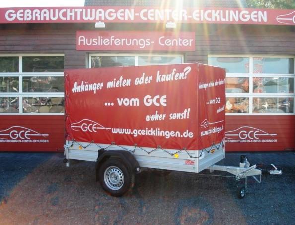 Bockmann Center Gce Anhangervermietung Celle